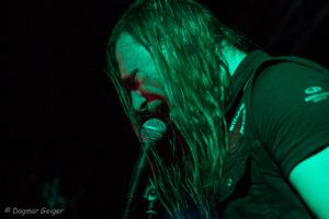 Konzertfotos von From Yuggoth auf dem Doom In Bloom Festival 6 2018 in Esslingen