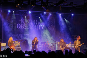 Fotos von Nailed To Obscurity auf der Atoma European Tour 2018