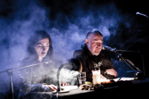 "Lesung ""Thicket"" - Culthe Fest 2018 - Münster"