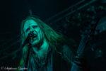 Konzertbilder von Moonsorrow auf Heathen Cusade Tour 2018 in Ludwigsburg