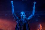 Konzertbilder von Primordial auf Heathen Crusade Tour 2018 in Ludwigsburg