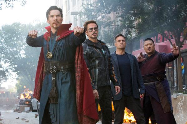 Avengers - Infinity War (Filmszene 2)