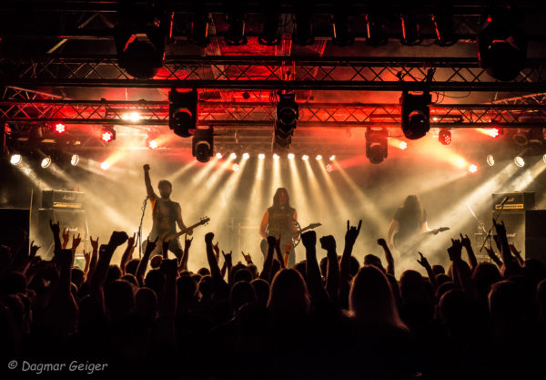Konzertfoto von Der Weg Einer Freiheit auf Heathen Crusade 2018 in Ludwigsburg
