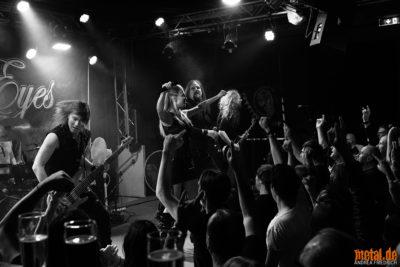 Konzertfoto von Leaves' Eyes - Tour Of The Dragonhead