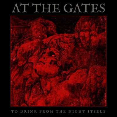 At The Gates - To Drink From The Night Itself (Cover)