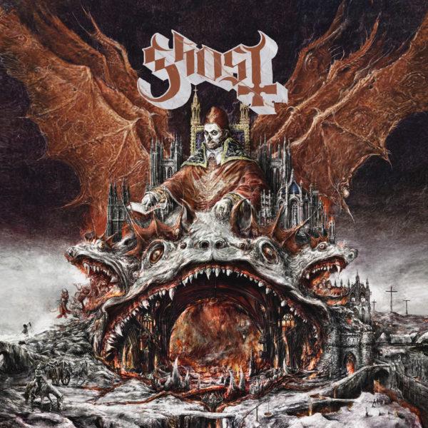 Ghost - Prequelle (Albumcover)