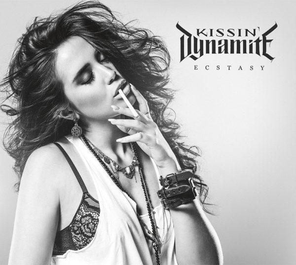 Bild: Kissin' Dynamite - Ecstasy (Artwork)