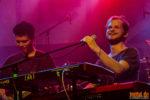 Konzertfotos von Körner mit Unheilig & The Dark Tenor auf Zeitreise 2018 in Stuttgart