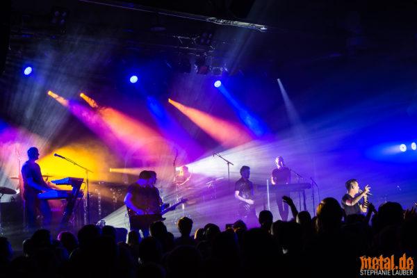 Konzertfoto von Unheilig & The Dark Teor auf Zeitreise 2018 in Stuttgart