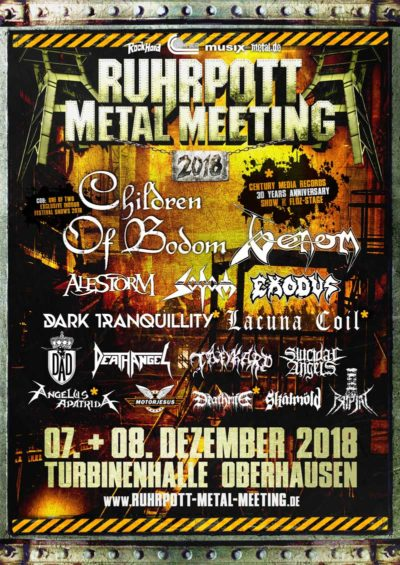 Ruhrpott Metal Meeting 2018 Final