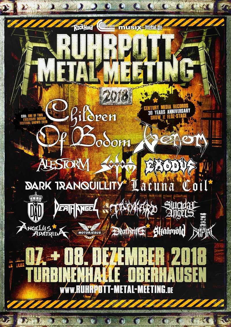 Ruhrpott Metal Meeting 2018 Final