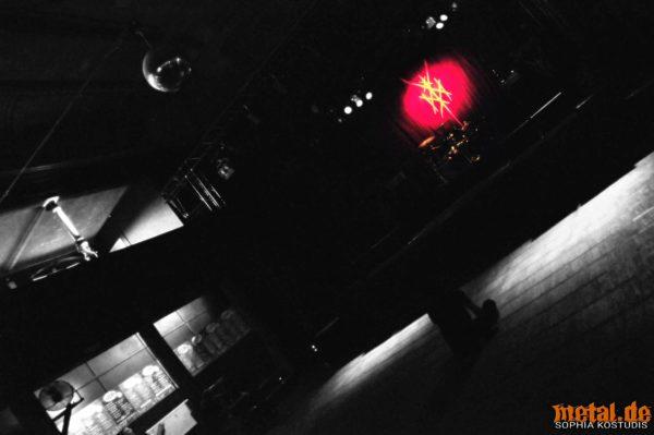 Die Bühne des Beatpols Dresden