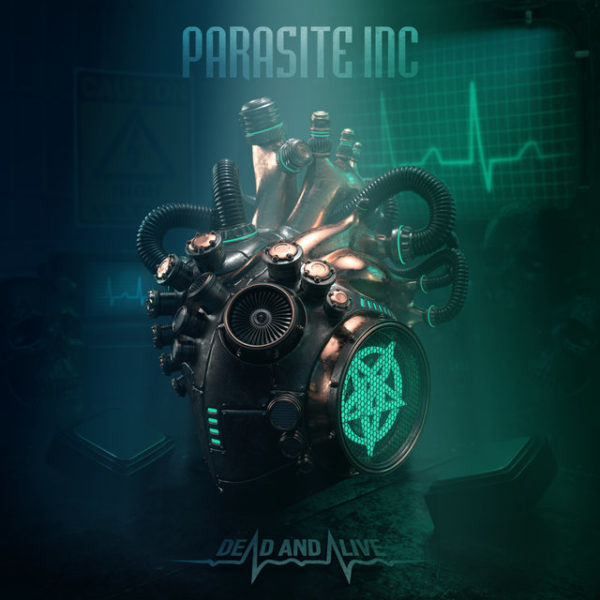 Albumcover Parasite Inc. - Dead And Alive