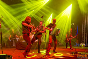 Fotos von Fiddler's Green auf dem Zeltfestival Rhein-Neckar 2018