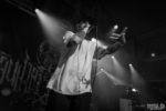 Konzertfotos von Emmure auf der Death Dealers European Tour 2018