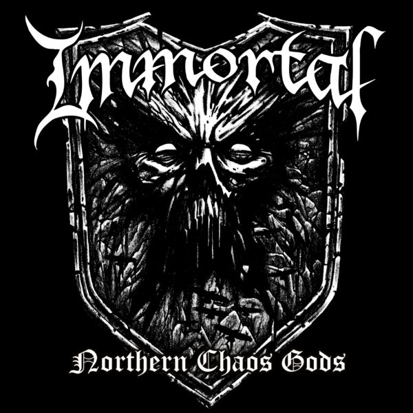 Cover Artwork Immortal Northern Chaos Gods Album 2018