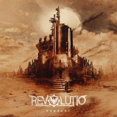 Cover Artwork Revolutio Vagrant Album 2018