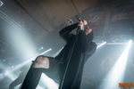 Konzertfotos von Thy Art Is Murder auf der Death Dealers European Tour 2018