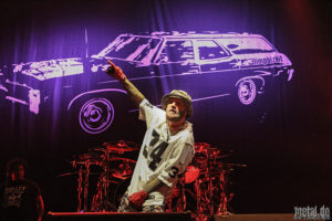 """Konzertfotos von Limp Bizkit auf der """"Live 2018""""- Tour"""