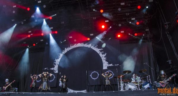 Babymetal - Rock im Park 2018