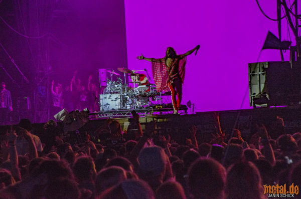 Thirty Seconds To Mars - Rock im Park 2018
