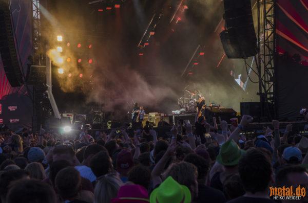Foo Fighters - Rock im Park 2018