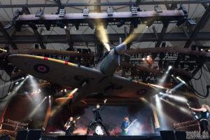 Konzertfoto von Iron Maiden - Legacy Of The Beast Tour 2018