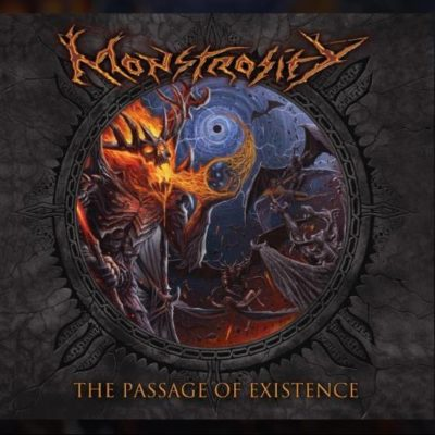 Monstrosity - The Passage Of Existence (Cover)