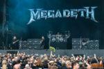 Fotos von Megadeth auf dem Matapaloz Festival 2018