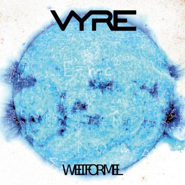 Cover Artwork Vyre Weltformel Album 2018