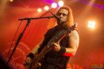 Konzertfoto von Iced Earth auf dem Rock am Härtsfeldsee 2018