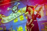 Konzertfoto von Mr. Hurley und die Pulveraffen auf dem Rock am Härtsfeldsee 2018