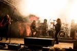 Konzertfoto von Testament auf dem Rock am Härtsfeldsee 2018