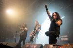Konzertfoto von Death Angel auf dem Rock am Härtsfeldsee 2018