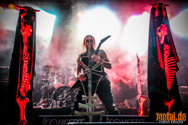Belphegor auf dem With Full Force 2018