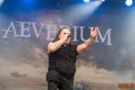 Konzertfoto von Aeverium beim Rockharz Festival 2018