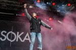 Konzertfoto von Annisokay beim Rockharz Festival 2018