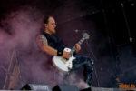Konzertfotos von Nothgard beim Rockharz Festival 2018