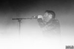 Konzertfoto von Nine Inch Nails beim Citadel Music Festival