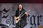 Konzertfotos von Evergrey beim Rockharz Festival 2018