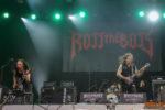 Konzertfoto von Ross The Boss beim Rockharz Festival 2018