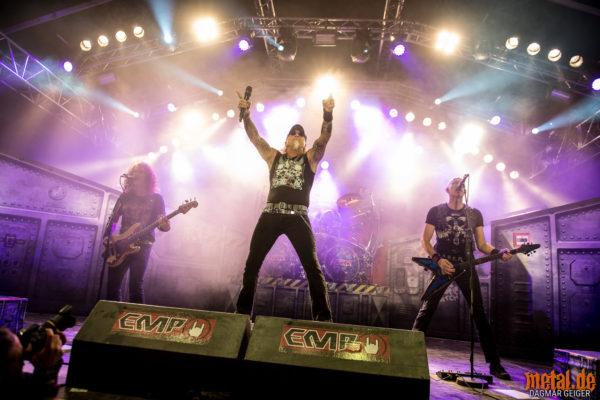 Konzertfoto von Accept beim Rock am Härtsfeldsee 2018