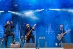 Konzertfotos von Diablo Blvd beim Rockharz Festival 2018