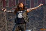 Konzertfotos von Amorphis beim Rockharz Festival 2018