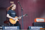 Konzertfoto von Ahab beim Rockharz 2018