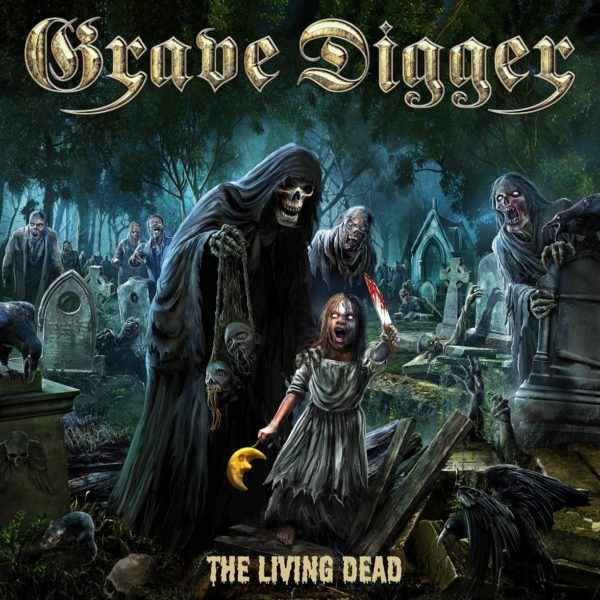 Grave Digger - The Living Dead Cover