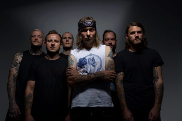 Bild: Kvelertak photo by Stian Andersen