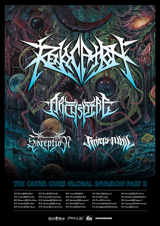 Revocation - The Outer Ones Global Invasion Part II