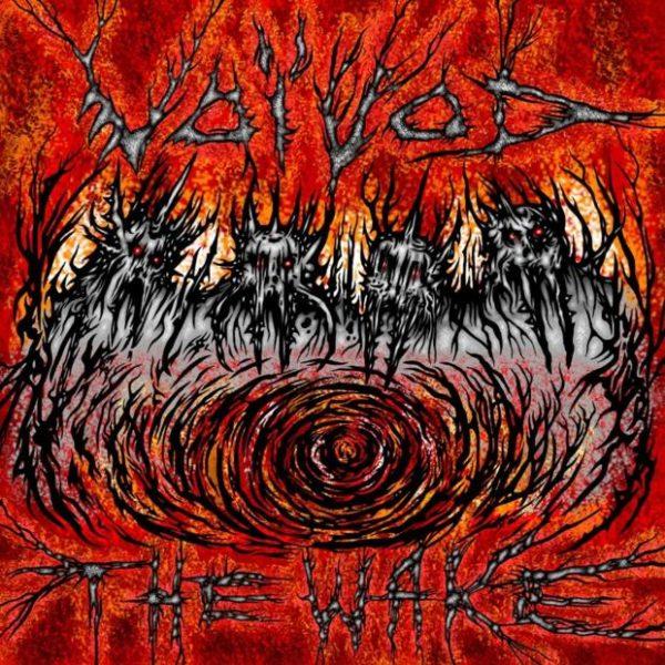 """Das Cover des neuen VOIVOD-Albums, welches von Schlagzeuger Michel """"Away"""" Langevin kreiert wurde."""