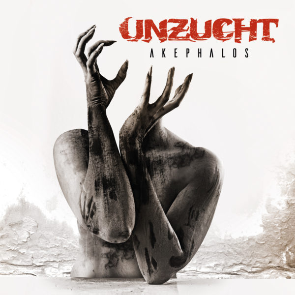 Unzucht - Akephalos (Cover-Artwork)